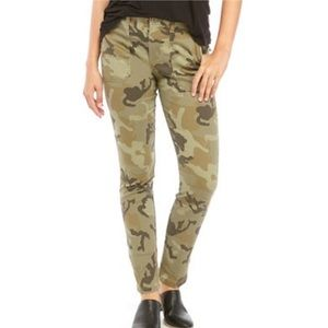 NEW Sanctuary Women's Skinny Chino Pants Camo